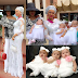 Wow...See this beautiful woman and her adorable triplets...photos