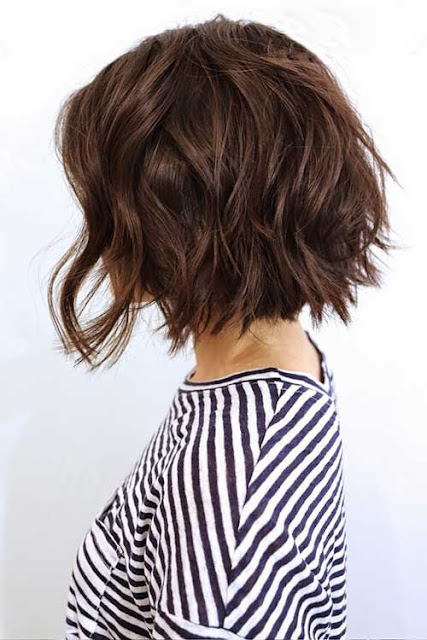 2a typ włosa fale
