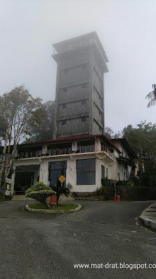 Vewing Tower Gunung Raya