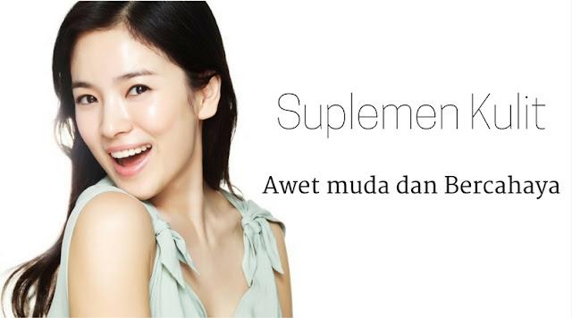 2 suplemen kulit yang bisa anda coba