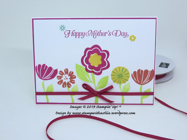 Bloom by bloom Stampin Up