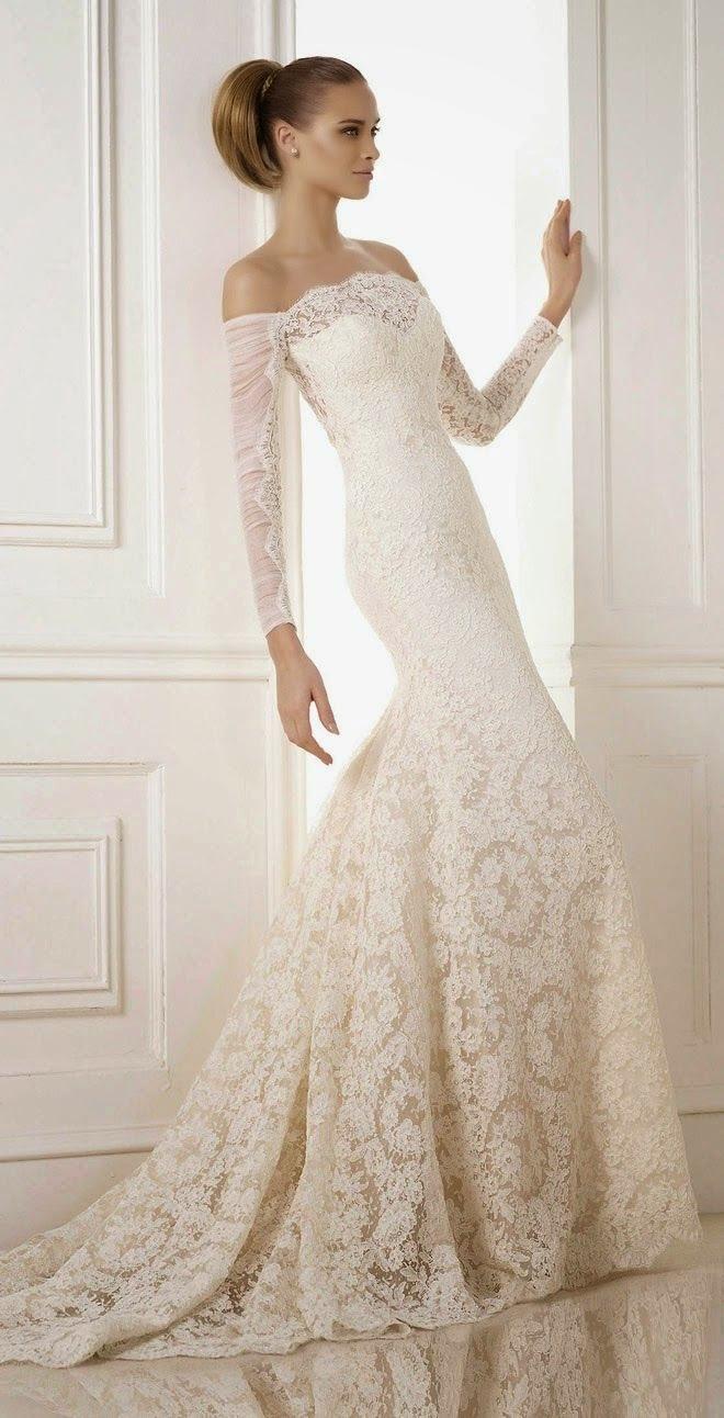 Winter Wedding Dresses 2015