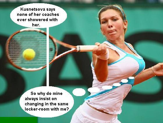 Simona halep porn pictures consider, that