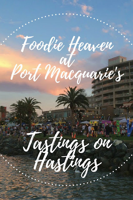 Foodie Heaven at Port Macquarie's Tastings on Hastings
