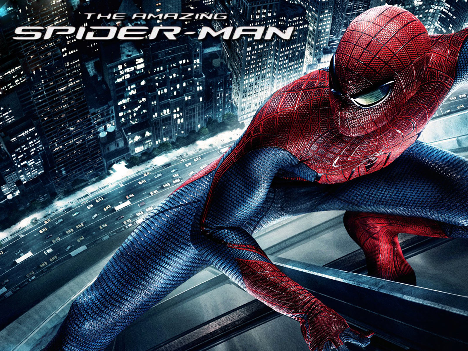 Cinemanism Movie Review The Amazing Spider Man 2012