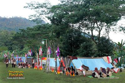 Bumi Perkemahan Jogja di Samigaluh Kulon Progo - Desa Wisata Tinalah - Bumi Perkemahan Kulon Progo
