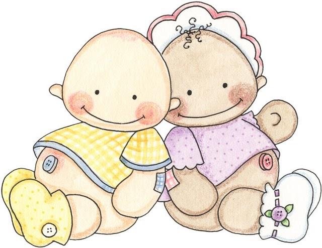 Dibujo De Un Bebe A Color: Imagenes Y Dibujos Para Imprimir