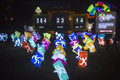 8 Fakta Menarik Dibalik Asian Games 2018