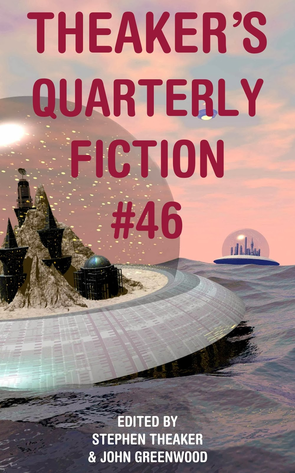 Theakers Quarterly Fiction #34