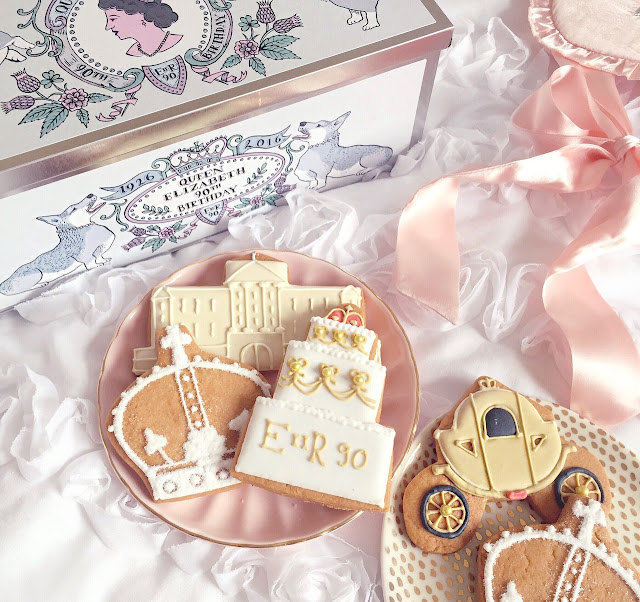 The Queen's 90th Birthday | Biscuiteers