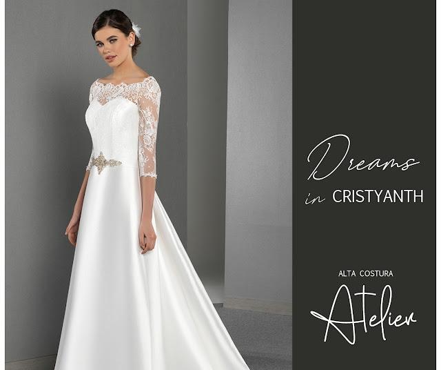 tienda de vestidos de novia en murcia - colecciones 2019 - novias