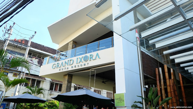 Grand Ixora Kuta Resort Bali