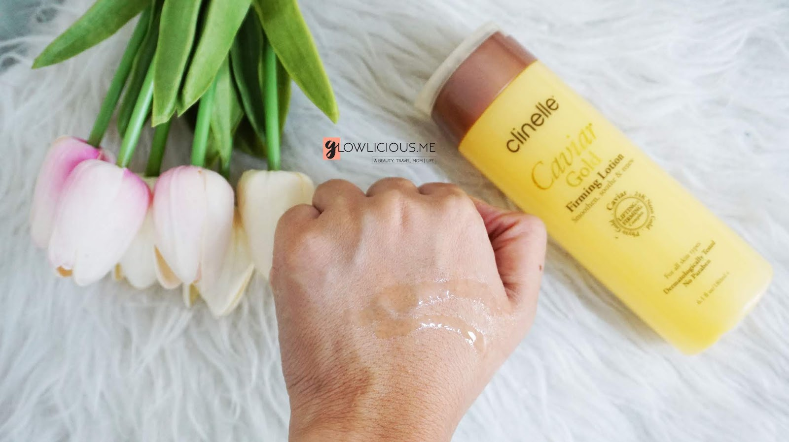 Clinelle Caviar Gold Firming Lotion