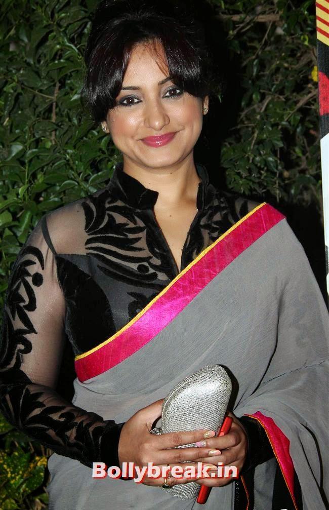 Divya Dutta, Hottest at Main Tera Hero Success BASH