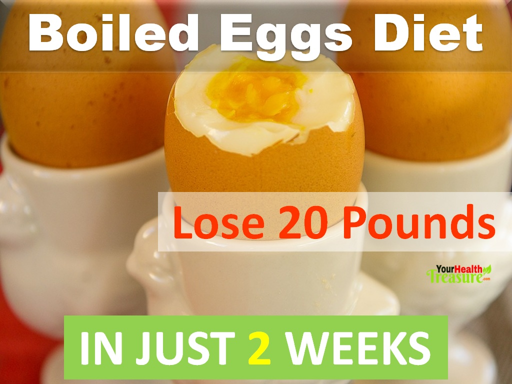 The boiled egg diet lose 20 pounds in just 2 weeks your health the boiled egg diet lose 20 pounds in just 2 weeks ccuart Gallery