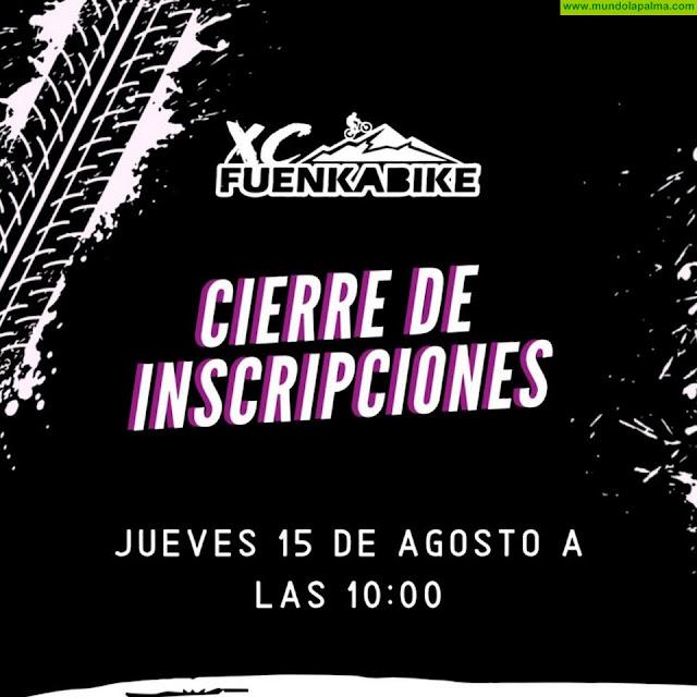 La XC Fuenkabike cerrará inscripciones este jueves