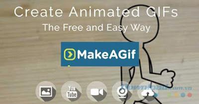 Top 7 trang web để tạo ra hình ảnh động GIF trực tuyến miễn phí