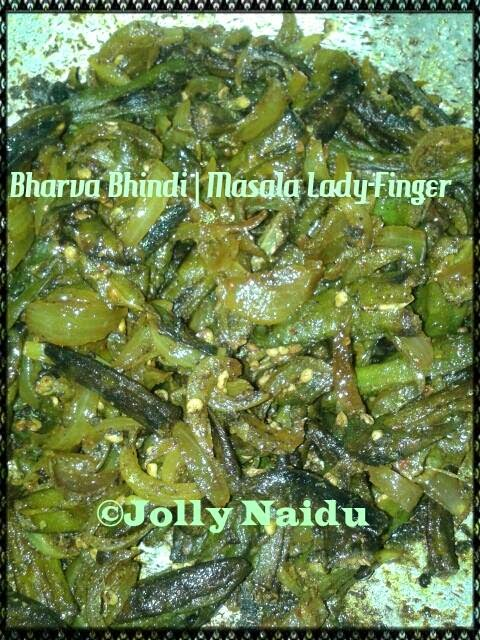 Bharva Bhindi | Stuffed Masala Lady-Finger Recipe