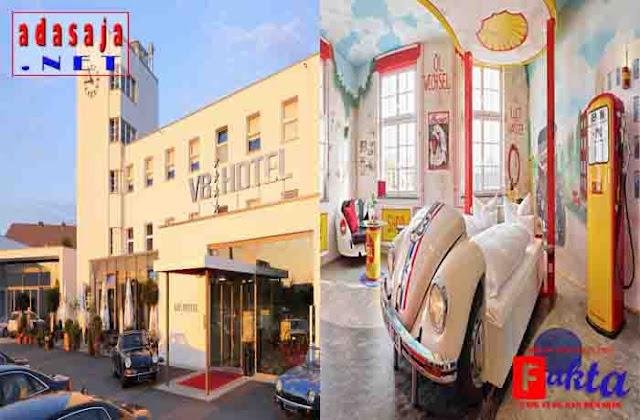 v8 hotel hotel dengan bentuk paling unik dan paling aneh di dunia