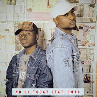 Off Their Joint Mixtape 'Love & War' Emmy Jay & Kel Cypha Drops 'No Be Today' Ft. Emac