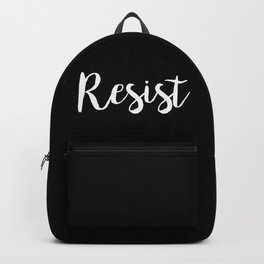 Resist backpack
