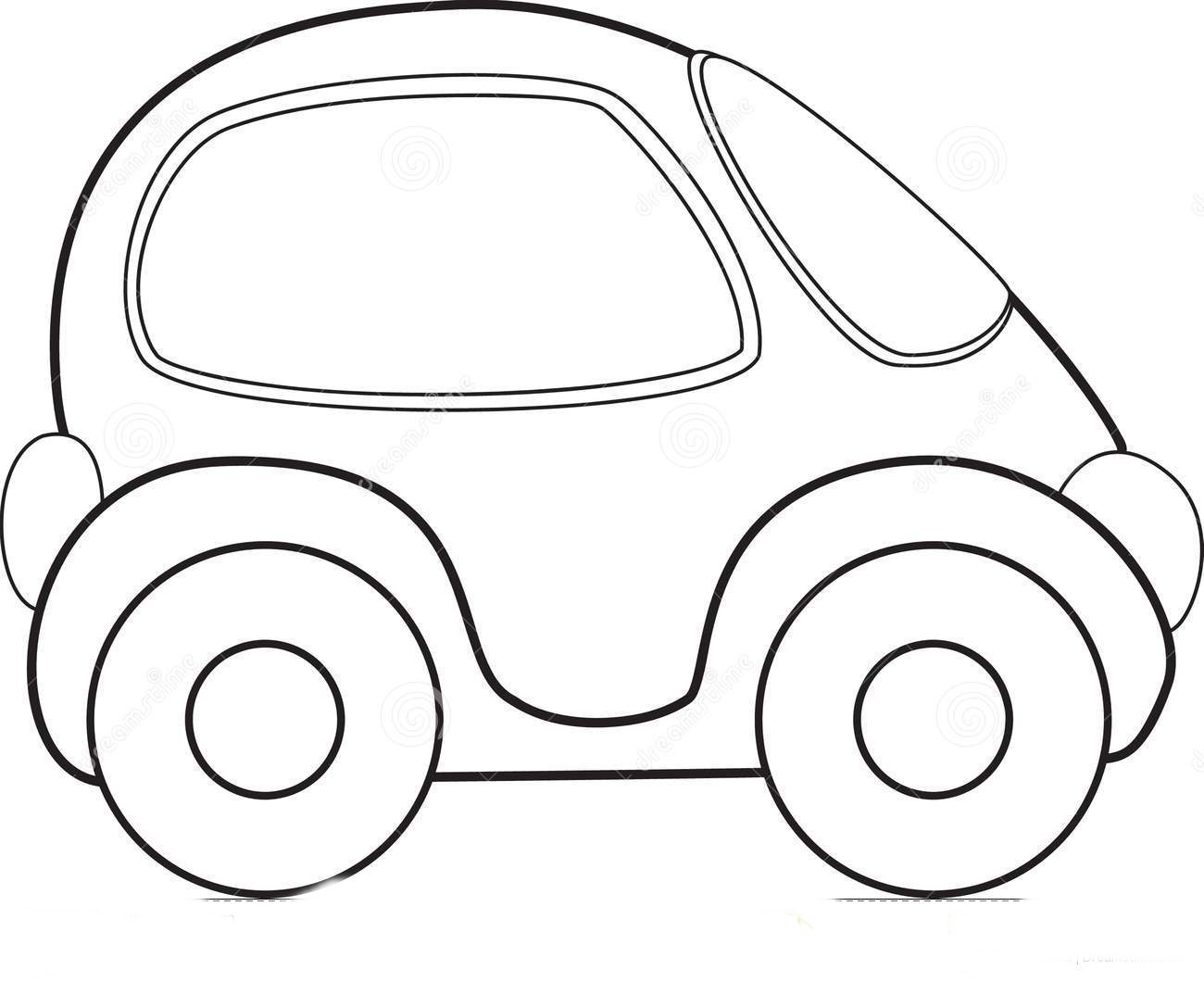 riscos graciosos  cute drawings   meios de transporte
