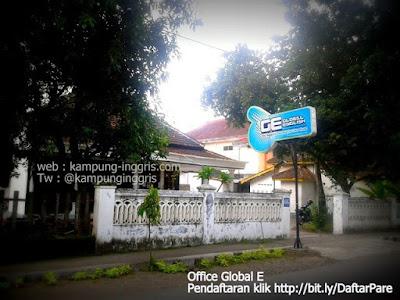 Kampoeng Inggris - Pare