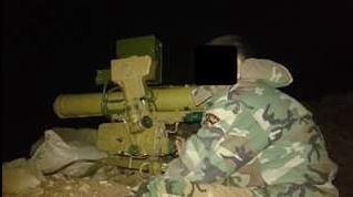 Fagot της οργάνωσης «Λεοπαρδάλεις της Homs»