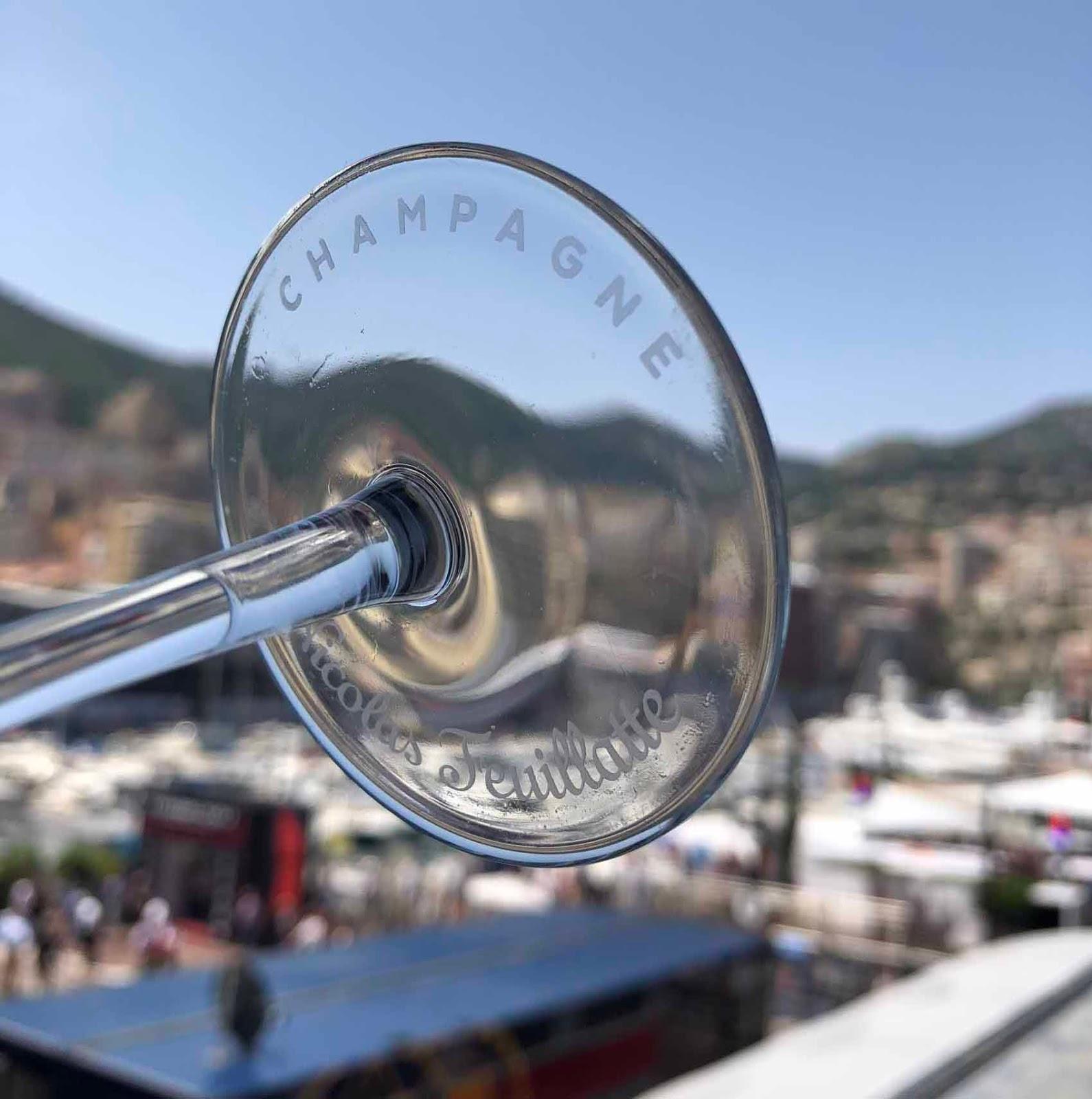 Monacon satama-alue