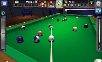 3D Pool Ball Mod Apk Android