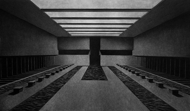 Levi-van-Veluw-02 Veneration: Drawings and Sculptures by Levi van Veluw Design