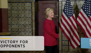 Hillary Clinton Takes To Twitter To Gloat Over Court's Immigration Ruling