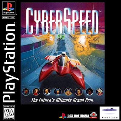 descargar cyber speed psx mega