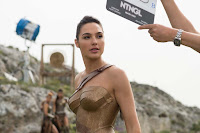 Gal Gadot on the set of Wonder Woman (2017) (64)