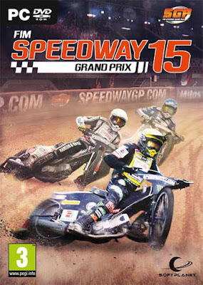 FIM Speedway Grand Prix 15 Full Version PC Game