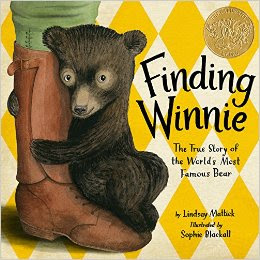 http://www.amazon.com/Finding-Winnie-Story-Worlds-Famous/dp/0316324906/ref=sr_1_1?s=books&ie=UTF8&qid=1461967619&sr=1-1&keywords=finding+winnie