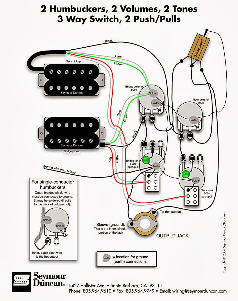 carvin pickup wiring diagrams carvin humbucker wiring help