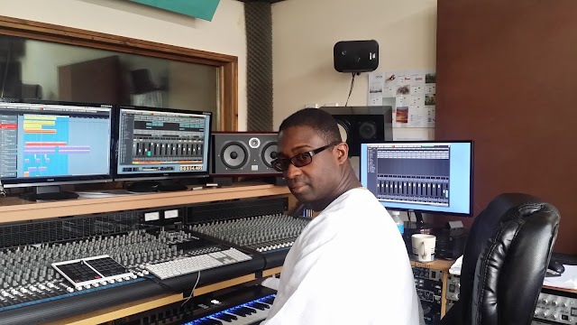 Olli The Most Blessed - Christian Singer-songwriter And Producer