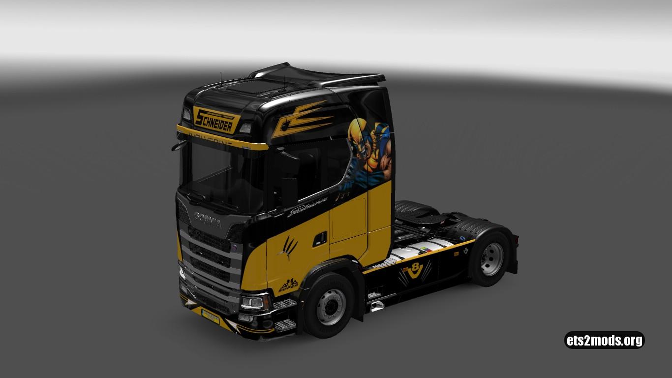Combo Pack Schneider Transporte