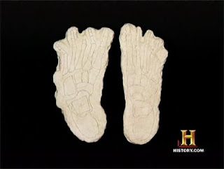 Cripple Foot Tracks