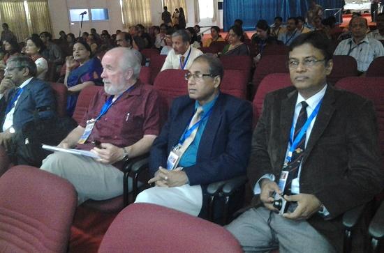 At SEARAME-NCHPE-2012, India