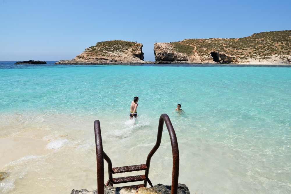 Endless Traveling Map Comino Island The Paradise In The