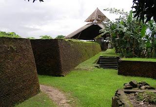 Tempat Wisata di Sulawesi Selatan - Benteng Somba Opu