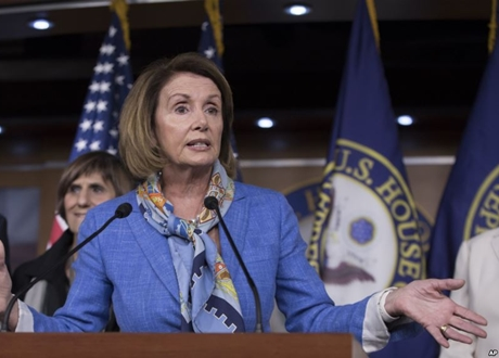 Demokrat Sebut Trump Lakukan Kesalahan Besar