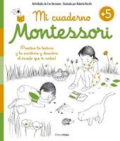 Mi cuaderno de vacaciones Montessori +5.