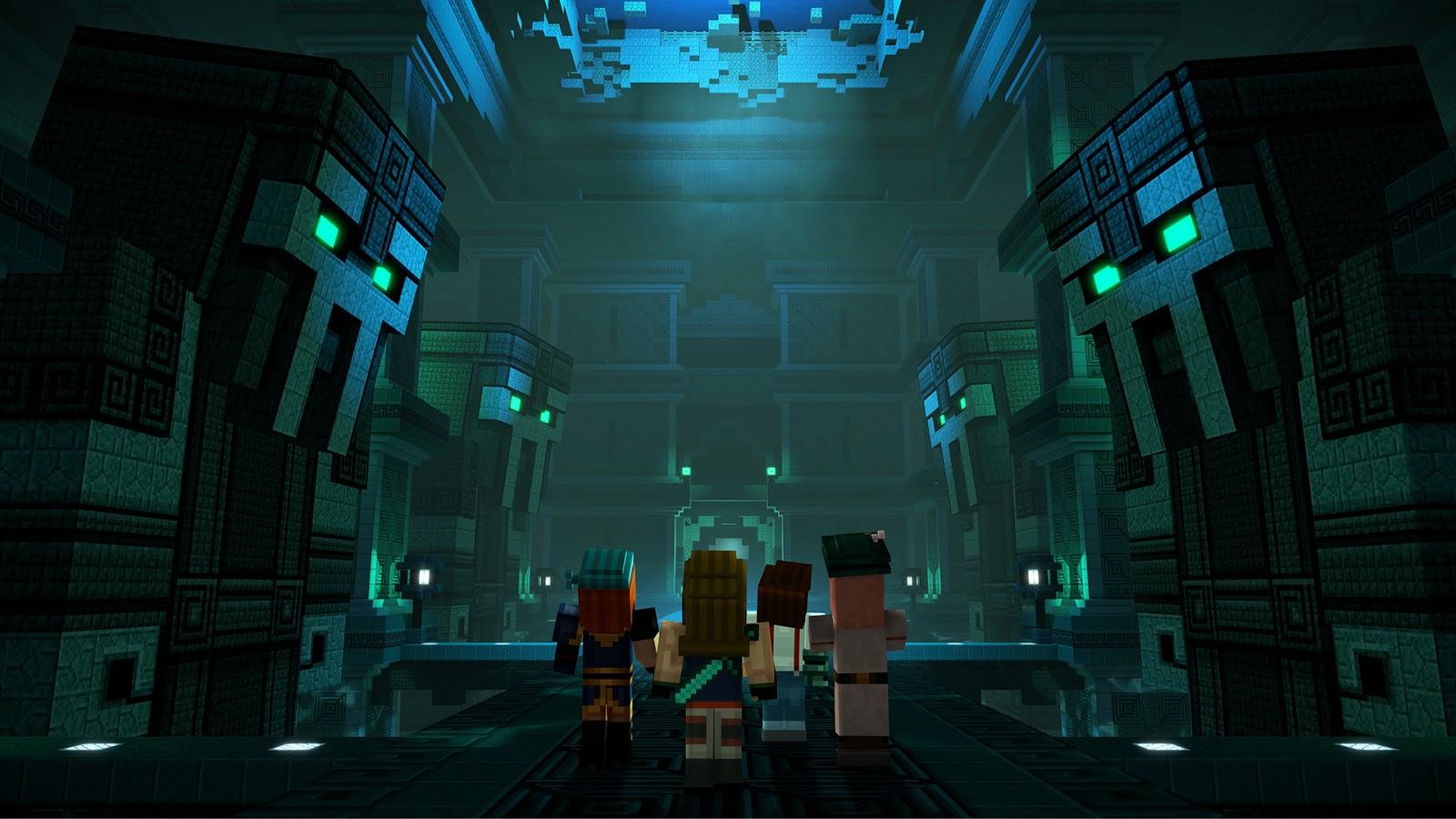Minecraft Story Mode Season Two