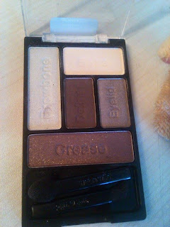 Wet N Wild ''The Naked Truth'' Far Paleti!, bornova74blog