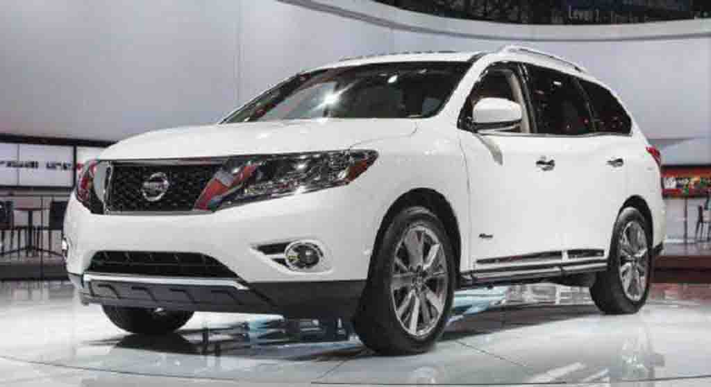 With Use Of Al And Alternative Light Weight Materials 2017 Nissan Pathfinder Can Have Smaller This May Nice Impact On Performance Fuel