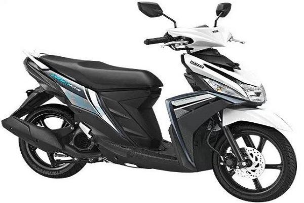 Spesifikasi Dan Harga Yamaha Mio M3 2018 Facelift