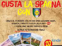 Logo Concorso Lidl: vinci Kindle e un viaggio in Spagna